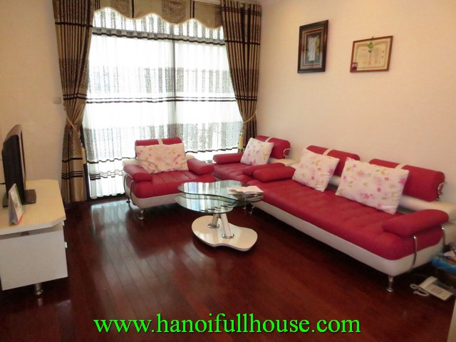 1 bedroom apartment for rent in Vincom tower, Ba Trieu street, Hai Ba Trung dist, Ha Noi