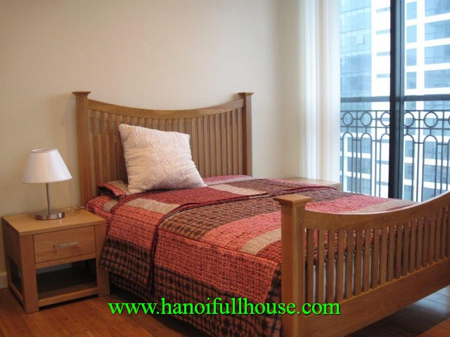 Pacific Place Hanoi apartment for rent in 83B Ly Thuong Kiet street, Hoan Kiem dist