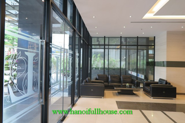 Find one bedroom apartment in Lancaster Ha Noi, Viet Nam for rent