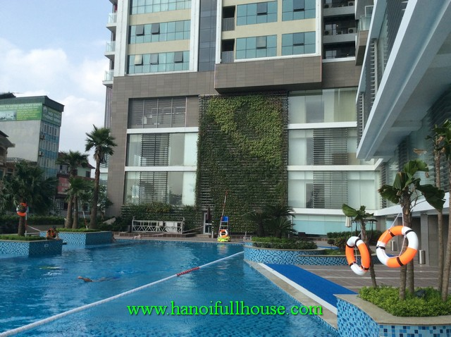 Thang Long Number One- luxury apartment for rent