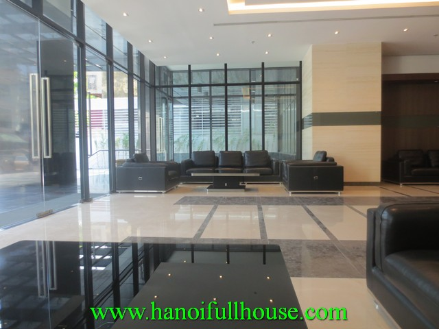 A nice apartment in Lancaster 20 Nui Truc street, Ba Dinh dist for rent