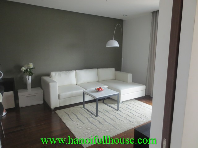 2 bedroom apartment in Lancaster Nui Truc Ba Dinh Ha Noi for rent