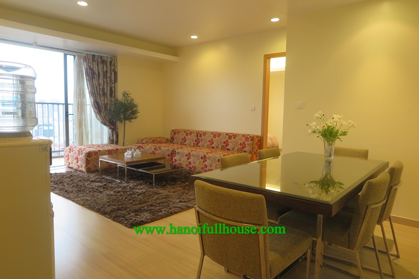 Suprised amazing 2 bedroom apartment with bathtube in Ha Noi center