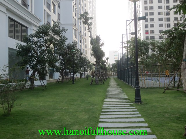 Cheap apartment in Times City for rent. Rental price is 750$/ month