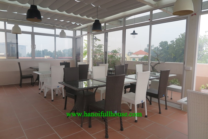 3bedroom apartment for rent, opposite to Quoc Tu Giam Temple