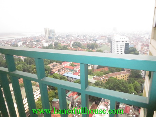 3 bedroom apartment for rent in Kinh Do building, 93 Lo Duc street, Hai Ba Trung dist, Ha Noi