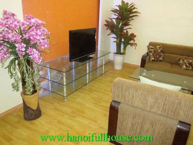 2 bedroom cheap apartment for rent in Kinh Do building, 93 Lo Duc street, Ha Noi