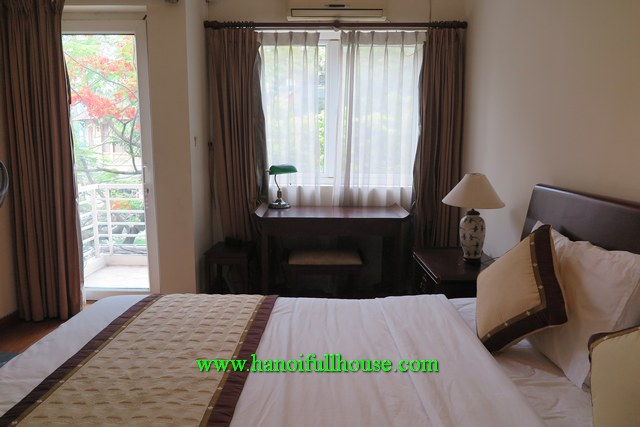 One bedroom apartment in Hoan Kiem for lease
