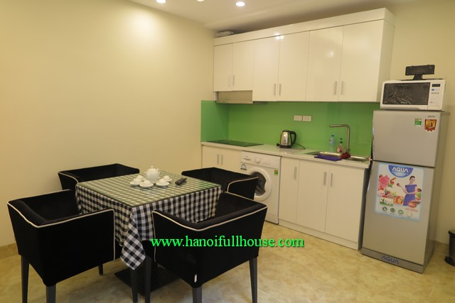 Modernly furnished private house for rent, 2 BRs house nearby West Lake, Tay Ho