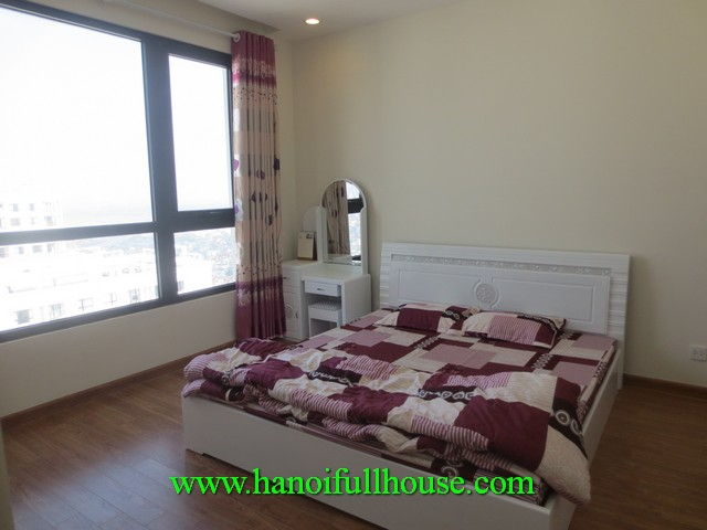 A brand-new apartment in T8 Times City 458 Minh Khai, Hai Ba Trung dist