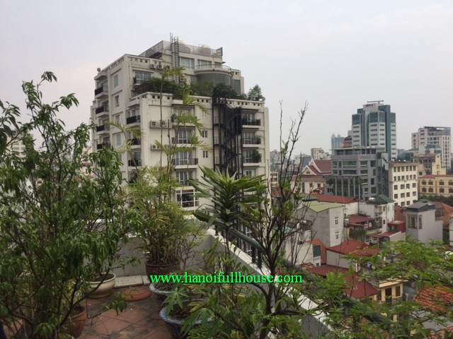 Hoan Kiem-Two bedroom fully furnished apartment to let
