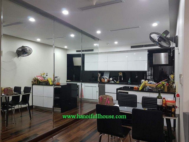 Wonderful three bedroom apartment in Mandarin Garden for lease
