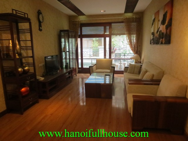 House in Hoan Kiem for rent. Charming furnished house
