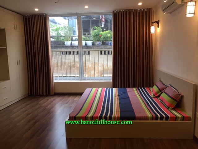 Rental 01 bedroom nice apartment nearby Thien Quang Lake and Thong Nhat Park area