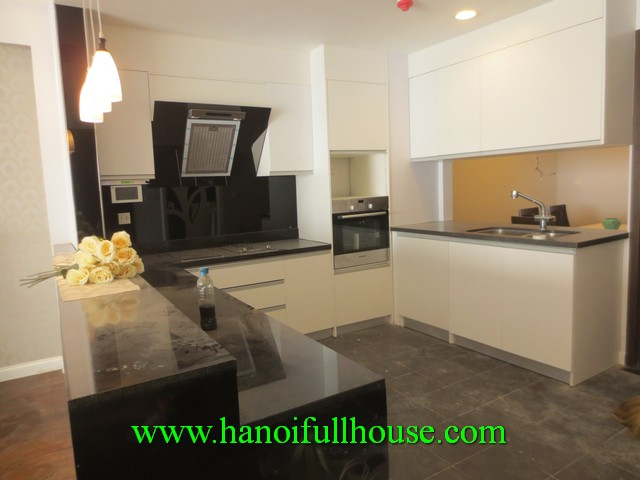 3 bedroom apartment in Lancaster 20 Nui Truc street, Ba Dinh dist, Ha Noi