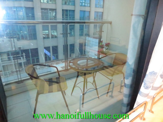 Rental 2 bedroom apartment in Hanoi Vincom tower, Ba Trieu street, Hai Ba Trung dist