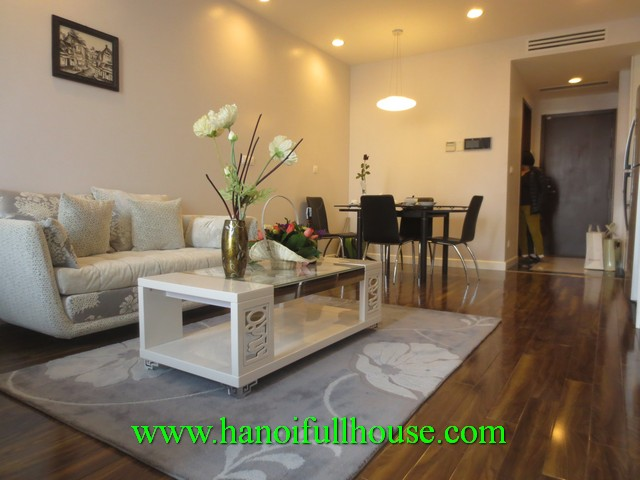 One bedroom apartment in Lancaster Nui Truc, Ba Dinh dist, Hanoi