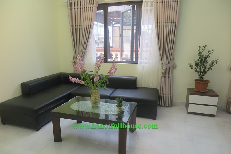 Great a one bedroom apartment in Ba Dinh for rent.