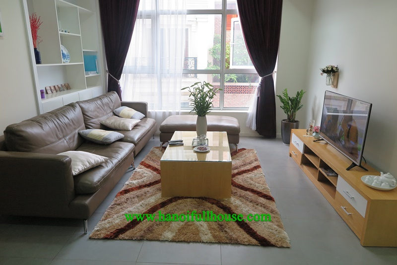 Fully furnished apartment in Water mark urban, Tay Ho dist, Ha Noi