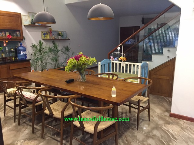 Amazing private house with 03 bedroom rentals in Long Bien, Ha Noi