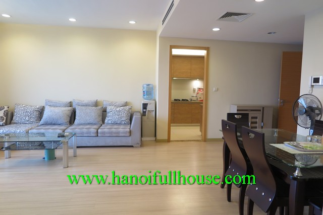 Rental 3 bedroom 2 bathroom apartment in Skycity tower, Lang Ha, Dong Da, HN