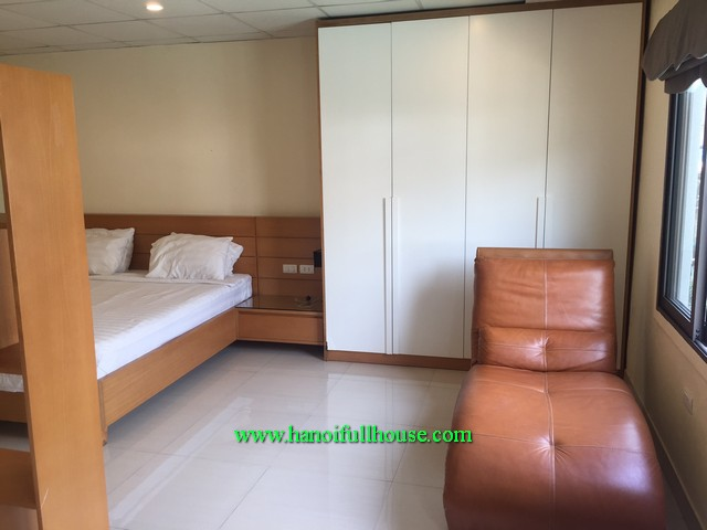 Booking an apartment rental with fully furnished and its close to Hoan Kiem lake