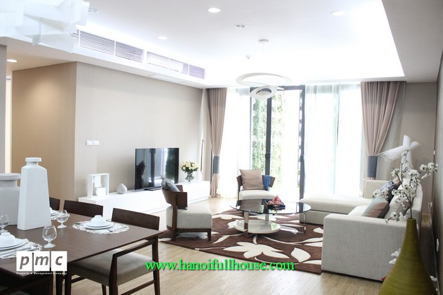 A wonderful serviced apartment 2 bedroom in Dolphin Plaza Tower, Cau Giay district
