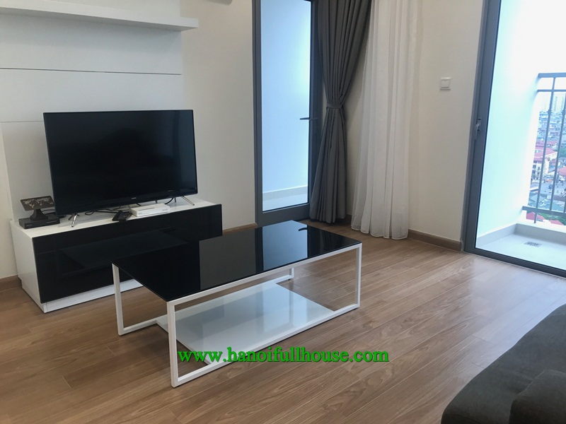 Super luxury apartment with 1 bedroom, great service in the center of the capital for rent.
