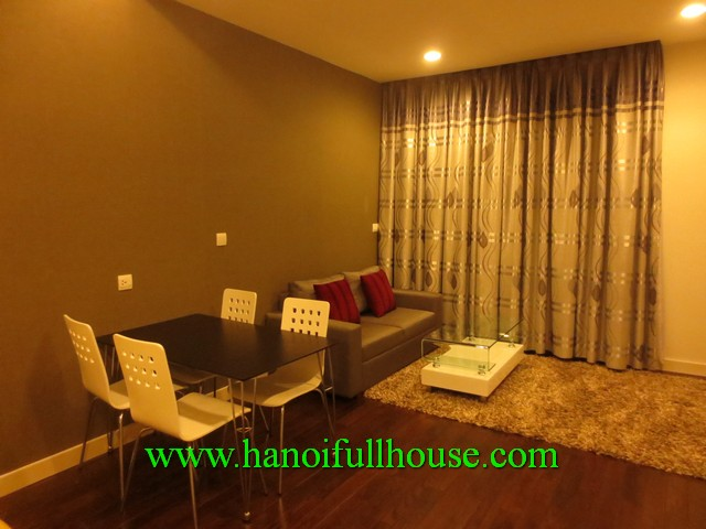 Comfortable apartment at Lancaster Nui Truc Hanoi for lease