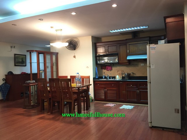 700$/month to rent an apartment with 106 sqm, two bedroom, fully furnished