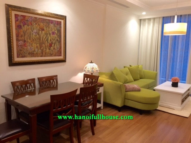 Vincom NCT- two bedroom apartment with full nice furniture