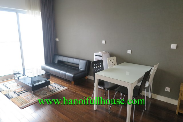 Find a luxury apartment with one bedroom in Ba Dinh dist, Ha Noi