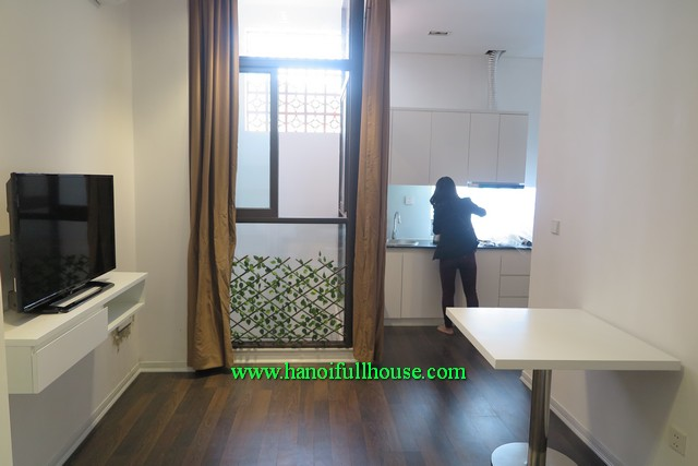 Brand new one bedroom serviced apartment with walking distance to Hoan Kiem lake