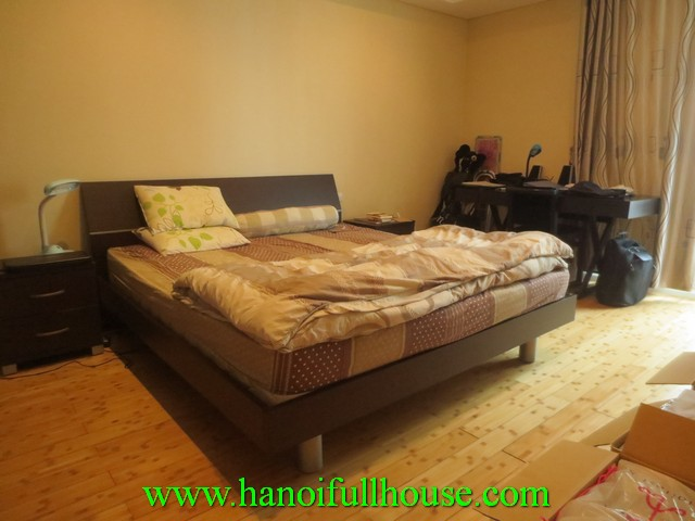Hanoi Pacific Place apartment with one bedroom for rent
