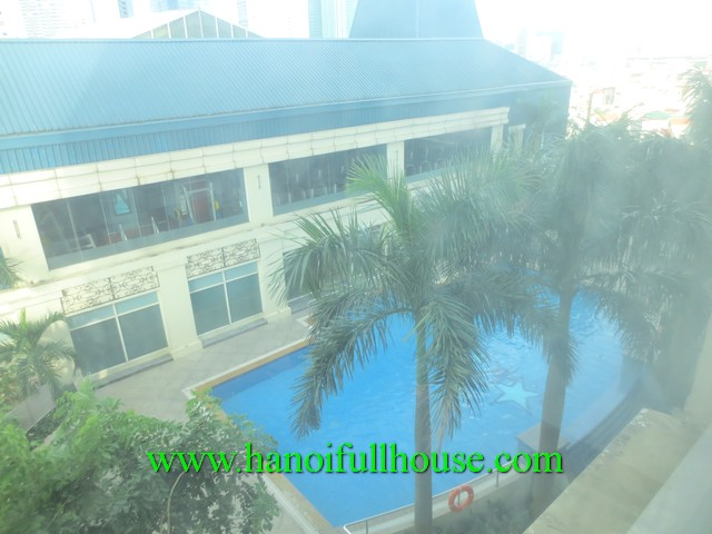 2 bedroom apartment at The Garden Me Tri, Tu Liem for rent