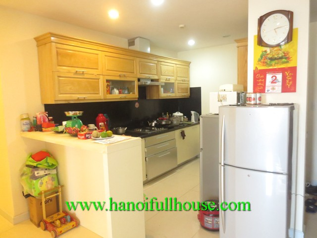 Rental an apartment with 2 bedroom in Richland Southern Ha Noi