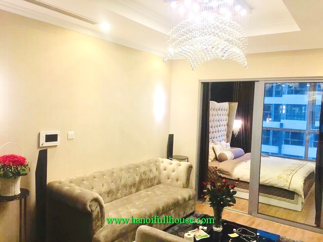 Look for 1-BHK condo in Park Hill for lease. Fully furnished condo for Expats in Hanoi