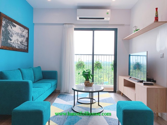 only 550$/month to rent this perfect apartment in Aquabay Sky-Ecopark Urban Hanoi, Vietnam