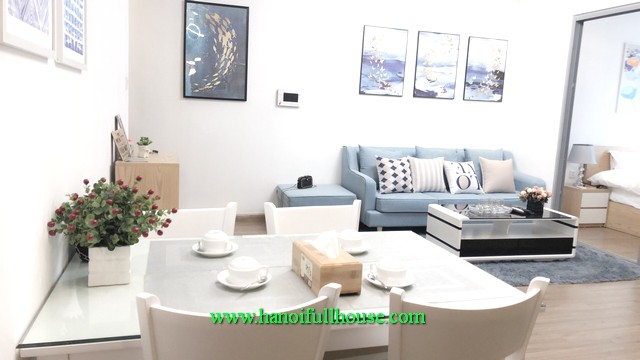 1 HBK apartment in Park-7 at Times City Urban 458 Minh Khai street, Hai Ba Trung, Ha Noi