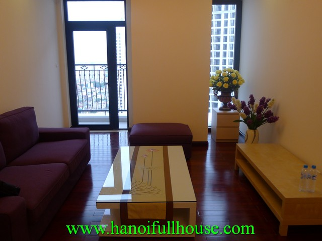 A beautiful apartment in Royal City Ha Noi for foreigner rents