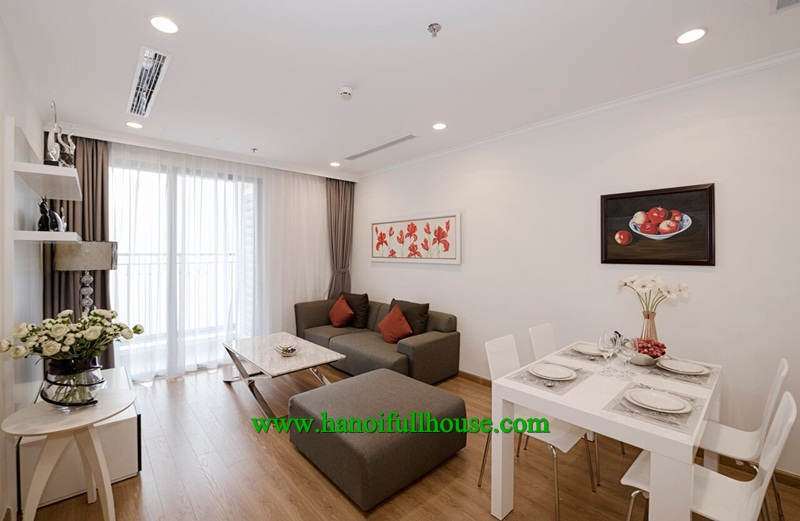 Super nice apartment in the center with two bedrooms, luxury furniture and equipments.