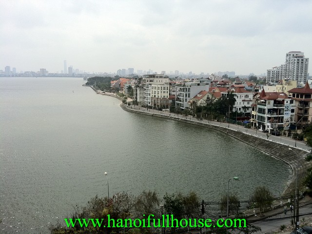 Xuan dieu serviced apartment with 3 bedrooms, fully furnished, lift, 200 m2