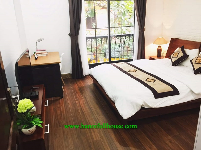 Find wonderful apartment in Ba Dinh,full of light