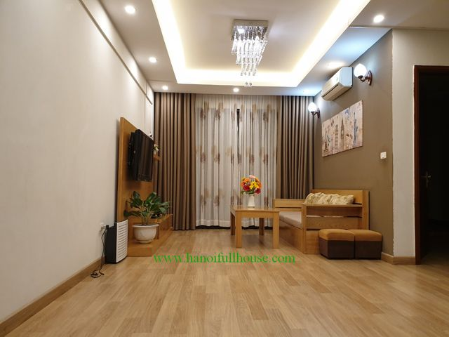 Let to rent 3 bedroom apartment in Green Star Pham Van Dong