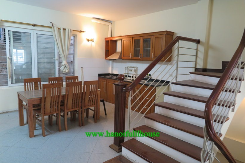 Modern house for lease in Tay Ho 3 bedrooms fully furnished  850$