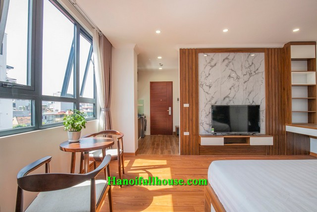 Perfect studio apartment in Ba Dinh dist for lease