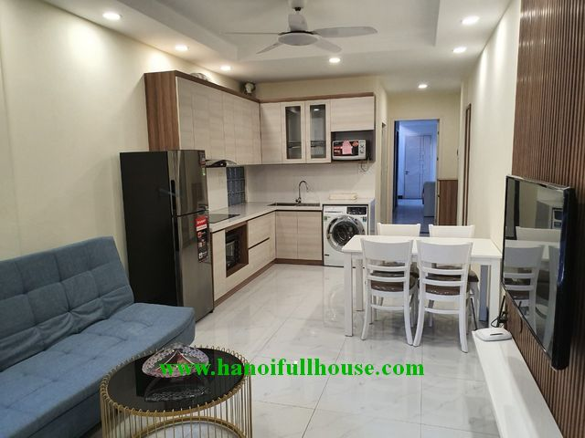 Very nice apartment with full service in Ba Dinh center