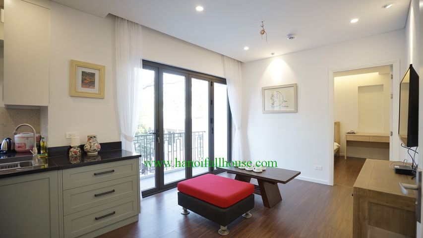 Cozy and quiet apartment with full service near West lake for rent
