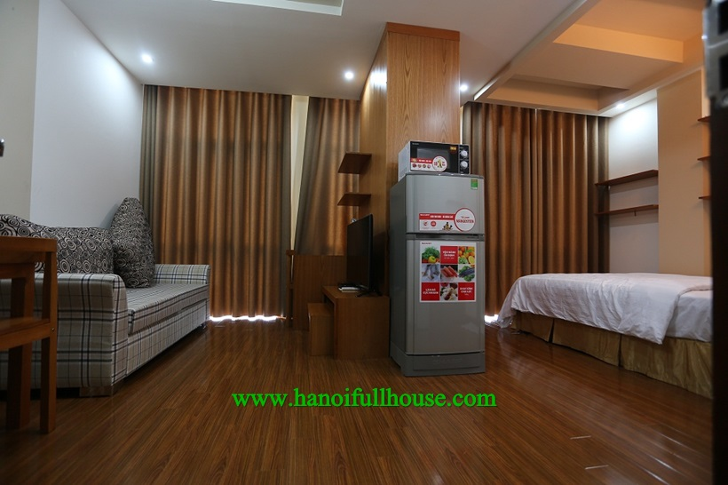 For rent cheap serviced apartment on Duy Tan street, Cau Giay dist