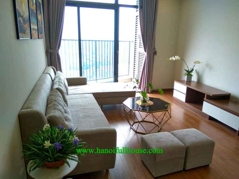 2 bedroom apartment for rent in Discovery Complex, 302 Cau Giay